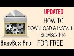 busybox pro free apk how to and install busybox pro for free on android
