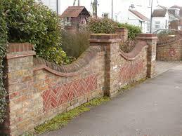 amusing brick garden wall designs 65 on online with brick garden
