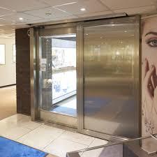 glass security doors high security door protection communal high security entrance doors