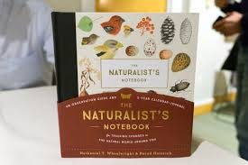 professor wheelwright u0027s u201cthe naturalist u0027s notebook u201d takes flight