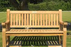 memorial bench personalised teak benches from memorial benches uk