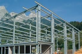 strutture in ferro per capannoni usate strutture in ferro per capannoni