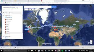 Solar System Map Scale Of The Solar System In Google Maps U2013 Joshua U0027s Blog