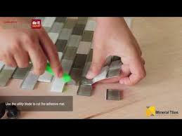 how to install glass mosaic tile backsplash in kitchen peel stick glass mosaic tile harvest blend glass mosaic tiles