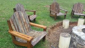 Patio Adirondack Home Depot Wooden Home Decor Fetching Wooden Adirondack Chairs With Reclaimed Wood