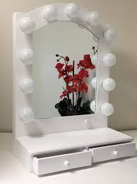 Free Standing Makeup Vanity Hollywood Makeup Mirrors Descargas Mundiales Com