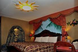 one of the best king bedroom designed picture of tiki hut motel