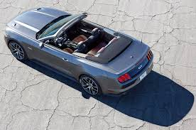 2015 ford mustang gt convertible price 2015 ford mustang configurator pricing details go live automobile
