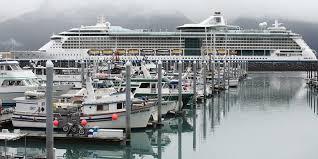 Alaska travel port images Travel alaska alaska cruises and large ship tours jpg