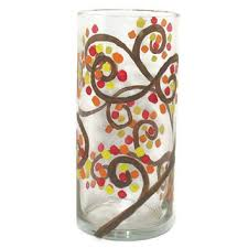 Hand Painted Vase Best Hand Painted Glass Vase Products On Wanelo