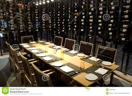 luxury restaurant private room in a hotel editorial photo image