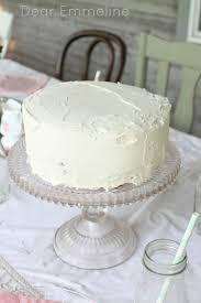 ruffled ribbon easy diy ruffled birthday cake