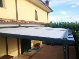 coperture tettoie in pvc coperture in policarbonato tettoie in policarbonato per esterni