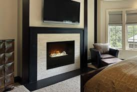 Recessed Electric Fireplace Electric Fireplaces Modern Fireplaces Modern Flames