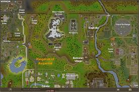 Runescape 2007 World Map by Runescape Game Giant Bomb