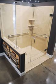 Custom Cultured Marble Vanity Tops 2 1 2 Wall Custom Shower Solid Surface Majestic Kitchen U0026 Bath