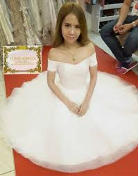 white a line tulle off shoulder short prom dress cute homecoming dres