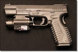 springfield xd tactical light update springfield xd m 5 25 9mm 40s w 45acp field test