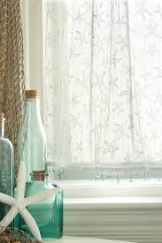 bathroom window covering ideas gorgeous beach window curtains 140 beach scene window curtains