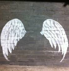Angel Wings Home Decor by Angel Wings Mural Graffiti Instagram Ideas Pinterest Angel