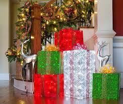 Christmas Lights Etc How To Make A Lighted Christmas Box Decoration Trendy Tree Blog