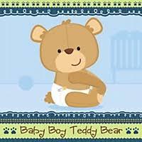 teddy baby shower baby boy teddy personalized baby shower invitations