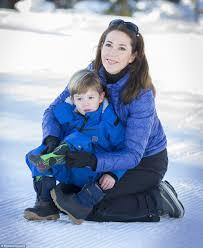 princess mary and prince frederik u0027s twins start daily