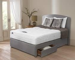 4ft bed silentnight premier pocket 2600 pocket spring 4ft 6 double divan