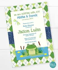 frog baby shower princess and the frog baby shower invitations linksof london us