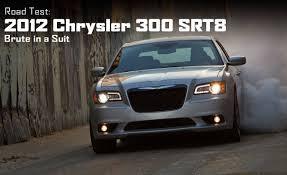 2012 chrysler 300 srt8 road test