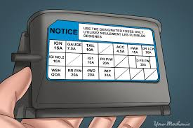 how to replace your car u0027s fuse box yourmechanic advice