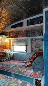 Camper Van Interior Lights Best 25 Vintage Campers Ideas On Pinterest Vintage Campers