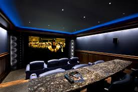 Bedroom Surround Sound by Gorgeous Surround Sound Speaker Stands In Home Theater Traditional