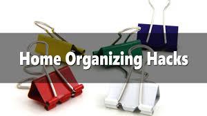Organizing Hacks by Home Organizing Hacks Youtube