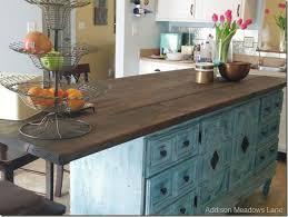 dresser kitchen island how to turn a dresser into a kitchen island dresser kitchens
