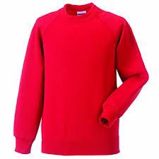 girls boys unisex jumper sweatshirt uniform age 3 4 5 6 7 8