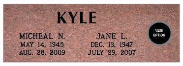 Flat Grave Markers With Vase Flat Markers Grave Markers Gravestones Gravestones And Memorials