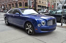 bentley mulsanne blue 2016 bentley mulsanne speed stock gc mir124 for sale near