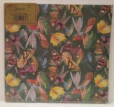 caspari wrapping paper vintage gift wrap wrapping paper caspari fishing lures 2 sheets 20