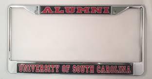 usc alumni license plate of south carolina alumni license plate