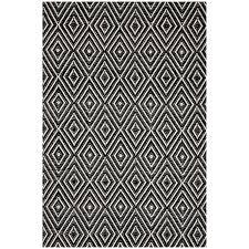 halloween rugs dash u0026 albert diamond black ivory indoor outdoor rug