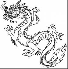 wonderful intricate dragon coloring pages with dragon