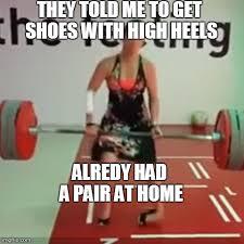 High Heels Meme - image tagged in snaplift imgflip
