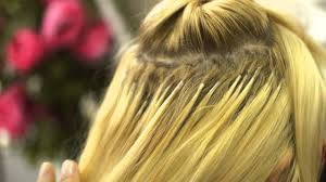 bonding extensions how to remove pre bonded hair extensions