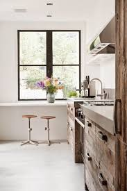 modern rustic wood kitchen cabinets modern country kitchen reclaimed wood cabinets cococozy