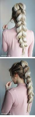 put your hair in a bun with braids 21 tips to instantly make your hair look thicker the goddess