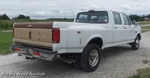 97 Ford F350 Truck Bed - 1997 ford f350 xl crew cab pickup truck item k7587 sold