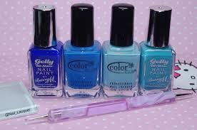 camouflage nail art tutorial nail lacquer uk bloglovin u0027
