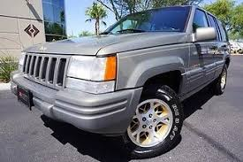1996 jeep grand for sale 1996 jeep grand 4x4 cars for sale