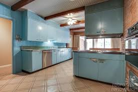 Used Kitchen Cabinets Dallas Tx 1954 Texas Time Capsule House Original Cork Floors Gorgeous